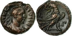 Ancient Coins - Coin, Claudius II (Gothicus), Tetradrachm, 269-270, Alexandria,