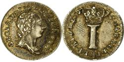 World Coins - Coin, Great Britain, George III, Penny, 1776, , Silver, KM:594