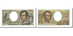 World Coins - France, 200 Francs, 1992, UNC(65-70), Fayette:70.12c, KM:155e