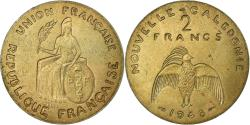World Coins - Coin, New Caledonia, 2 Francs, 1948, Paris, ESSAI, , Nickel-Bronze