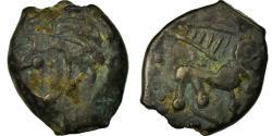 Ancient Coins - Coin, Bituriges Cubes, Bronze au loup Æ, , Bronze, Delestrée:3489