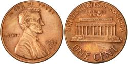 Us Coins - Coin, United States, Lincoln Cent, Cent, 1983, U.S. Mint, Denver,