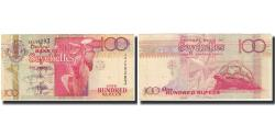 World Coins - Banknote, Seychelles, 100 Rupees, Undated (1998), KM:39, UNC(65-70)