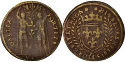 World Coins - France, Token, Royal, Henri III, Nuremberg, , Copper, Feuardent:11811