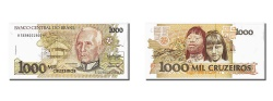 World Coins - Brazil, 1000 Cruzeiros, 1990, KM #231b, UNC(65-70), A5698031960A