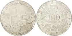 World Coins - AUSTRIA, 100 Schilling, 1979, KM #2944, , Silver, 36, 23.85
