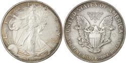 Us Coins - Coin, United States, Dollar, 1997, U.S. Mint, Philadelphia, 1 Oz,