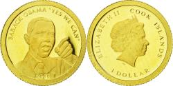 World Coins - Coin, Cook Islands, Elizabeth II, Dollar, 2010, CIT, , Gold, KM:1295