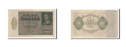 World Coins - Germany, 10,000 Mark, 1922, KM:71, 1922-01-19, AU(55-58), G.9013371