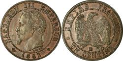 World Coins - Coin, France, Napoleon III, Centime, 1862, Strasbourg, , KM 795.2