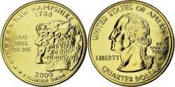 Us Coins - Coin, United States, Quarter, 2000, U.S. Mint, Denver, , Copper-Nickel