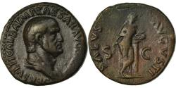 Ancient Coins - Coin, Galba, As, 68-69, Roma, , Copper, RIC:501