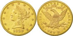 Us Coins - Coin, United States,Coronet Head,$10,Eagle,1882,San Francisco,EF(40-45),KM 102