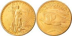 Us Coins - Coin, United States, Saint-Gaudens, $20, Double Eagle, 1920, Philadelphia