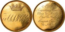 World Coins - France, Medal, Mariage Comte de Mailly, 1816, , Gold