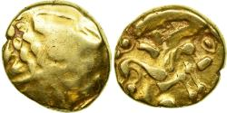 Coin, Ambiani, Stater, , Gold, Delestrée:158