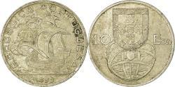World Coins - Coin, Portugal, 10 Escudos, 1955, , Silver, KM:586