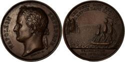 World Coins - France, Medal, Translation des Cendres de Napoléon Ier aux Invalides, History