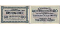 World Coins - Banknote, Germany, 50 Mark, 1918, 1918-04-04, KM:R132, VF(30-35)