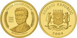 World Coins - Coin, Somalia, 50 Shillings, 2004, , Gold