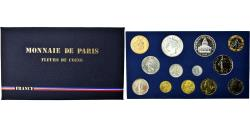 World Coins - Coin, France, Set, 1988, FDC, , Gadoury:page 262