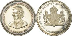 World Coins - United Kingdom , Medal, Queen Elizabeth II, Eigthy-Fifth Birthday, 1985