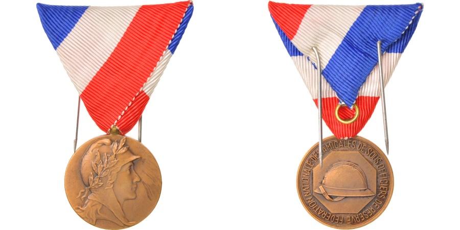 World Coins - France, Fédération nationale des associations de sous-officiers de reserve
