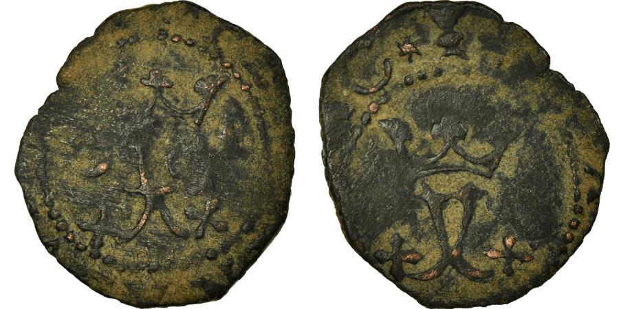 World Coins - Coin, Spain, Fernando & Isabel, Blanca, Granada, , Billon