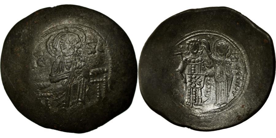 Ancient Coins - Coin, Manuel I Comnenus, Aspron trachy, Constantinople, , Billon