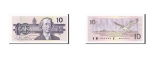 Canada, 10 Dollars, 1989, KM:96b, UNC(65-70)