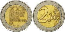 World Coins - France, 2 Euro, European Union President, 2008, AU(55-58), Bi-Metallic, KM:1459