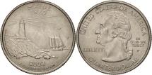 Us Coins - United States, Quarter, 2003, U.S. Mint, Philadelphia, AU(55-58), KM 345