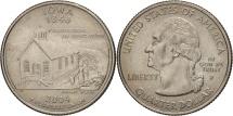 Us Coins - United States, Quarter, 2004, U.S. Mint, Philadelphia, AU(55-58), KM 358