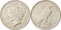 Us Coins - United States, Peace Dollar, 1923, U.S. Mint, Philadelphia, AU(55-58), KM:150