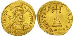 Constantine IV Pogonatus, Solidus, Constantinople, , Gold, Sear:1157