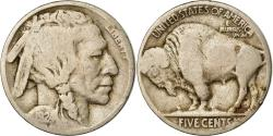 Us Coins - Coin, United States, Buffalo Nickel, 5 Cents, 1924, U.S. Mint, Philadelphia