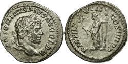 Ancient Coins - Coin, Caracalla, Denarius, AU(55-58), Silver, Cohen:314