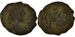 Ancient Coins - Coin, Justin I, Half Follis, 518-527, Nicomedia, , Copper, Sear:90