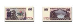 World Coins - Zimbabwe, 100 Dollars, 1995, KM:9a, Undated, UNC(65-70)