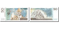 World Coins - Banknote, Poland, 50 Zlotych, 2006, 2006, KM:178, UNC(65-70)
