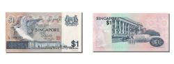 World Coins - Singapore, 1 Dollar, KM #9, UNC(65-70), F/54 109037