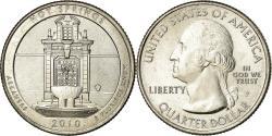 Us Coins - Coin, United States, Hot Springs, Quarter, 2010, U.S. Mint, Philadelphia