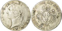 Ancient Coins - Coin, France, Louis XV, Écu au bandeau, 1763, Bayonne, , Silver