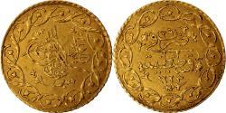 World Coins - Coin, Turkey, Mahmud II, Cedid Mahmudiye, 1836, Qustantiniyah, , Gold