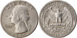 Us Coins - Coin, United States, Washington Quarter, Quarter, 1979, U.S. Mint, Philadelphia