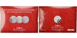 World Coins - Coin, France, Parisii - Saint Louis - Charlemagne, 5 Francs, 2000, Paris