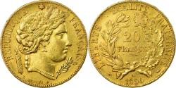 Ancient Coins - Coin, France, Cérès, 20 Francs, 1850, Paris, , Gold, KM:762