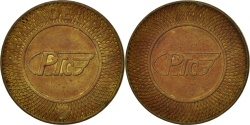 Us Coins - United States, Token, Philadelphia Transport Company
