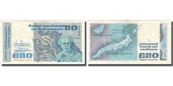 World Coins - Banknote, Ireland - Republic, 20 Pounds, 1991-01-24, KM:73c, EF(40-45)