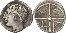 Ancient Coins - Massalia, Obol, Marseille, , Silver, SNG Cop:723-8